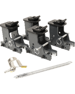 Elevated ATV Clamps Kit