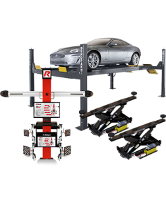 HDS-14LSX Alignment Package