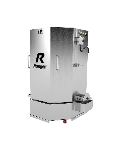 RS-500DS Stainless Steel Spray Wash Cabinet